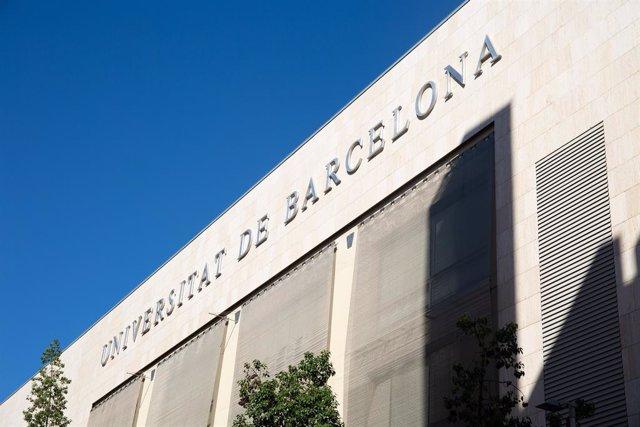 Edifici de la Facultat de Geografia i Història de la Universitat de Barcelona