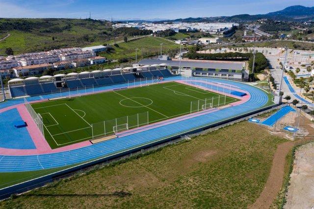 Málaga.- Cvirus.- Estepona inicia la nueva temporada de las Escuelas Deportivas Municipales con medidas contra COVID
