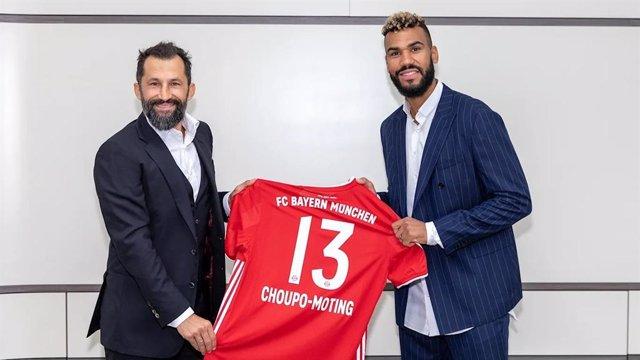 Fútbol.- El Bayern refuerza su ataque con Choupo-Moting
