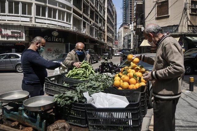 """Coronavirus.- Líbano dice que los confinamientos locales son """"la última oportuni"""