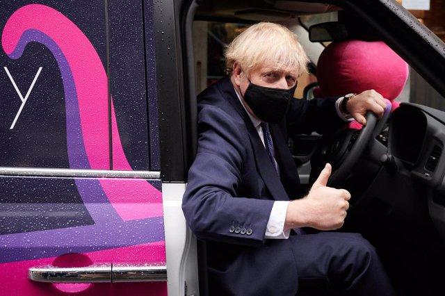 """Coronavirus.- Reino Unido investigará el """"error técnico"""" en la recogida de datos"""