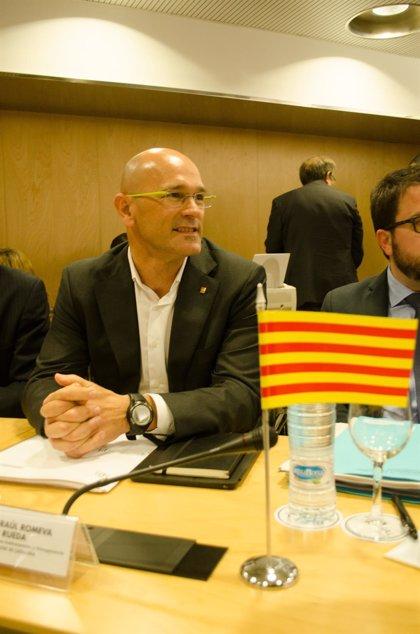 El exconseller Raül Romeva entra en la Ejecutiva Nacional de ERC