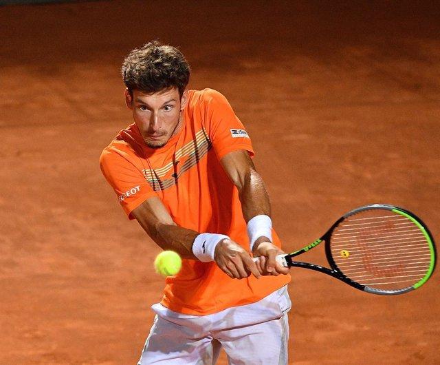 AMP.- Tenis/Roland Garros.- Carreño se deshace del alemán Altmaier y se cita en