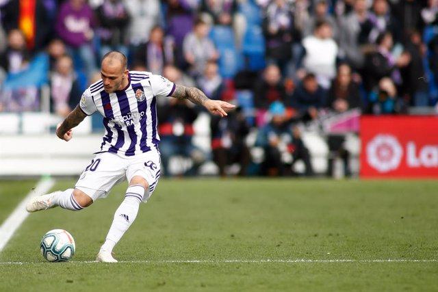 Fútbol.- La SD Huesca apuntala su ataque con el delantero Sandro Ramírez