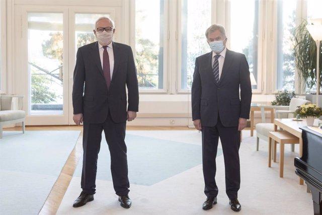 EEUU/Rusia.- EEUU y Rusia se reúnen en Helsinki para discutir la extensión del p