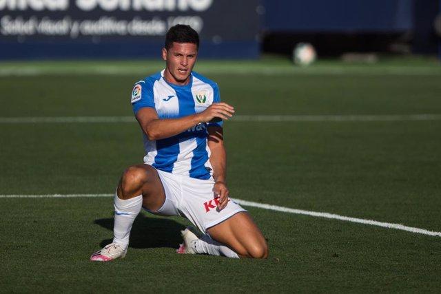 AMP.- Fútbol.- Los argentinos Guido Carrillo, Emiliano Rigoni, Iván Marcone y Di