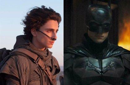 Warner retrasa el estreno de Dune, The Batman y The Flash y adelanta Matrix 4
