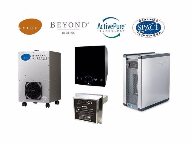 Productos con Tecnología ActivePure