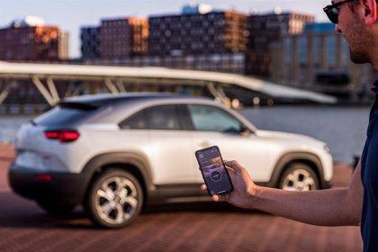 Mazda lanza su nueva aplicación MyMazda que ahora tiene funciones específicas para coches eléctricos