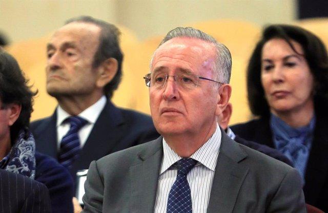 El antiguo presidente del grupo Pescanova Manuel Fernández de Sousa