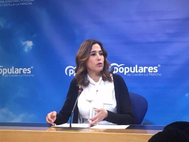 La diputada nacional del PP Rosa Romero.