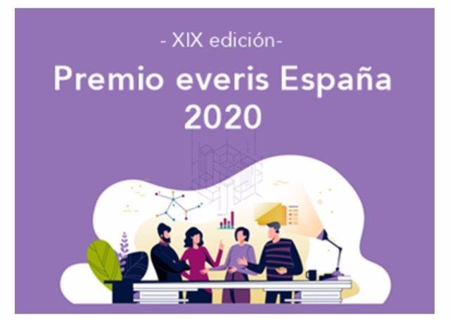 Los seis proyectos tecnológicos finalistas del Premio everis España 2020 al empr