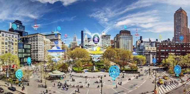 Niantic lanza un programa para apoyar a las pequeñas empresas a través de Pokémo
