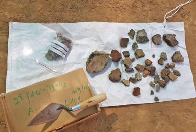 El horno de fundición más antiguo del mundo, descubierto en Israel