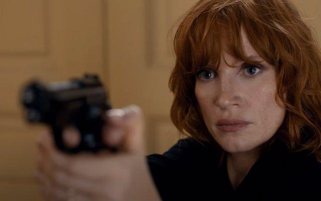 Jessica Chastain protagoniza 'The 355'
