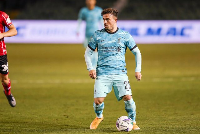 Fútbol.- Shaqiri da positivo por coronavirus y no jugará contra España