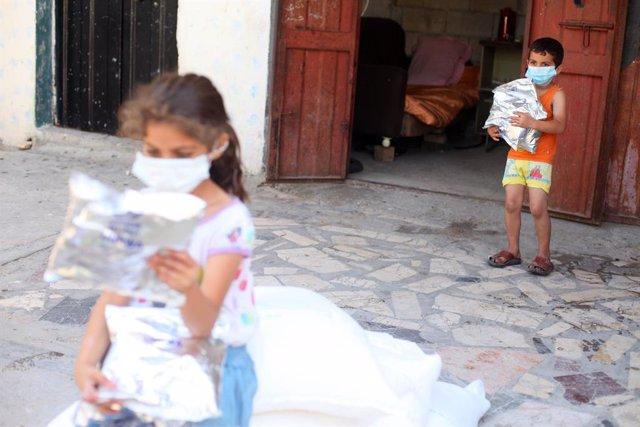 """O.Próximo.- La UNRWA admite una situación económica """"extrema"""" y anticipa posible"""