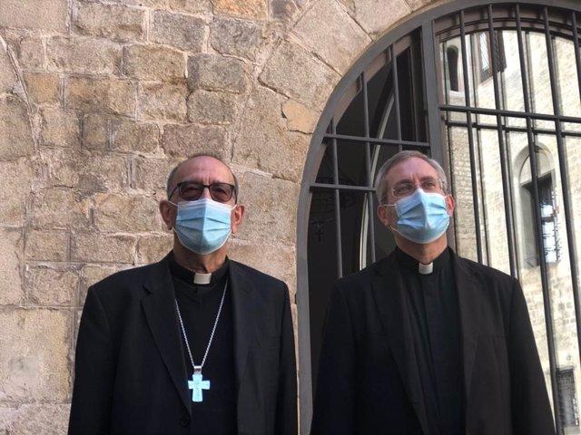 El presidente de la Conferencia Episcopal Española (CEE) y cardenal arzobispo de Barcelona, Juan José Omella, ha anunciado este martes la elección por parte del Papa Francisco del sacerdote catalán Javier Vilanova i Pellisa como nuevo obispo auxiliar.