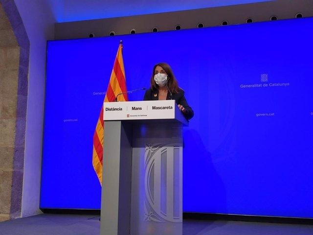 El Govern no asistirá el viernes al acto con el Rey en Barcelona
