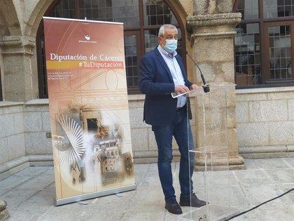 Dos empresas sanitarias plantean abrir una clínica privada en el hospital Nuestra Señora de la Montaña de Cáceres