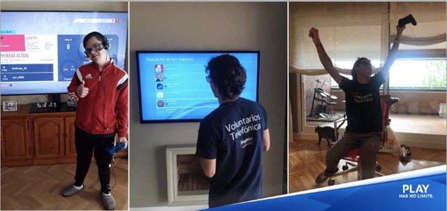 Los 'eSports' Unificados continuan su actividad integradora con un torneo online