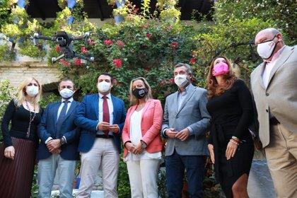 La Fiesta de los Patios de Córdoba comienza el jueves con drones para evitar aglomeración y tests a los cuidadores