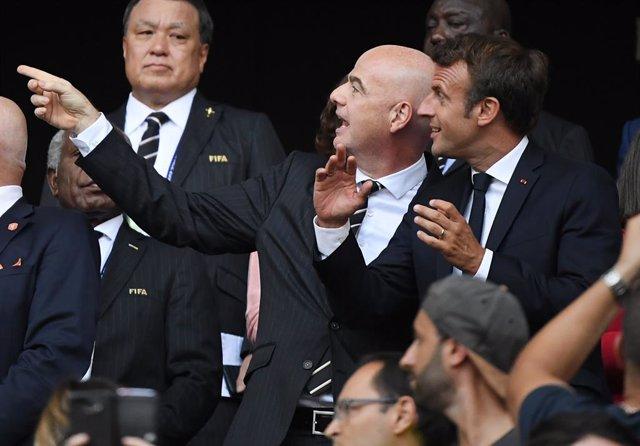 Fútbol.- La FIFA abrirá una oficina en París a principios de 2021