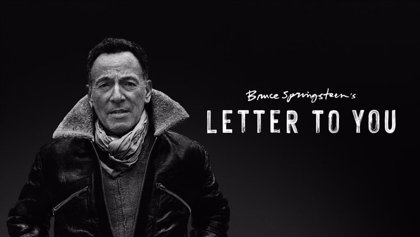 Tráiler del documental 'Bruce Springsteen Letter to You', que llega a Apple TV+ el 23 de octubre