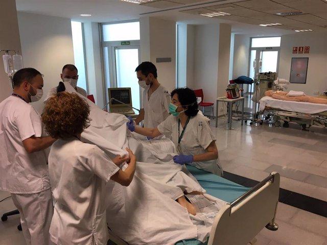 Np, Audios Y Fotos Sobre Curso Para Personal De La Uci Intubación Pacientes Covid 19