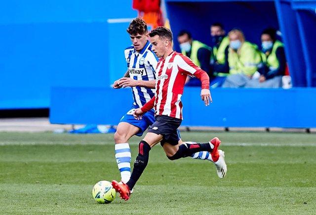 """Fútbol.- Berenguer: """"Si fuera anti Athletic no estaría aquí"""""""