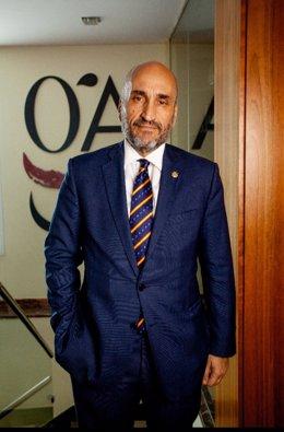 Fernando Santiago, Presidente del Consejo Nacional de Gestores Administrativos