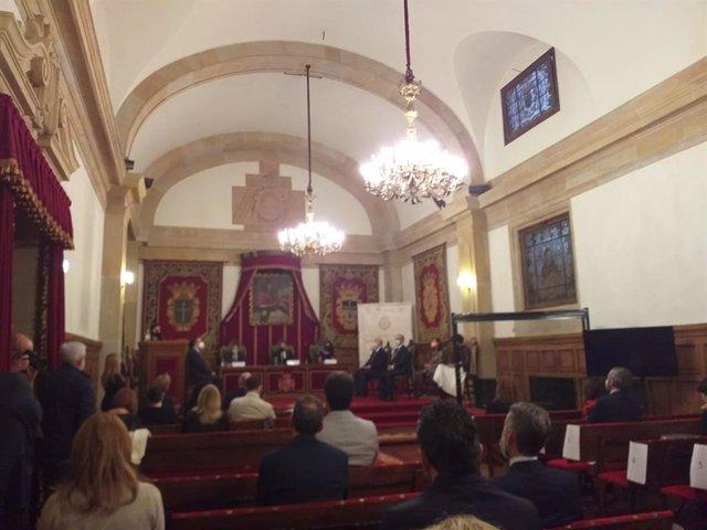 La Universidad acoge la entrega de los Premios de la Asociación Iberoamericana d