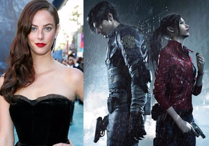 Kaya Scodelario y Robbie Amell encabezan reboot de Resident Evil