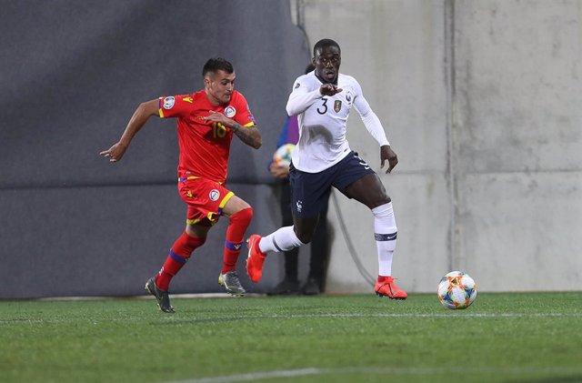 Fútbol.- Mendy, convocado con Francia tras el positivo de Dubois