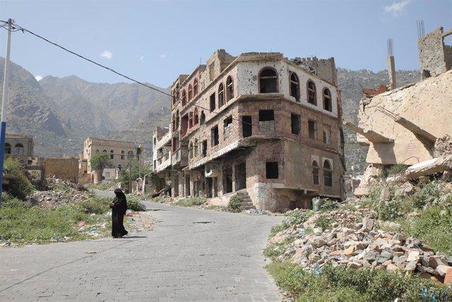 Yemen.-Los 24 millones de personas necesitadas en Yemen han recibido el equivale