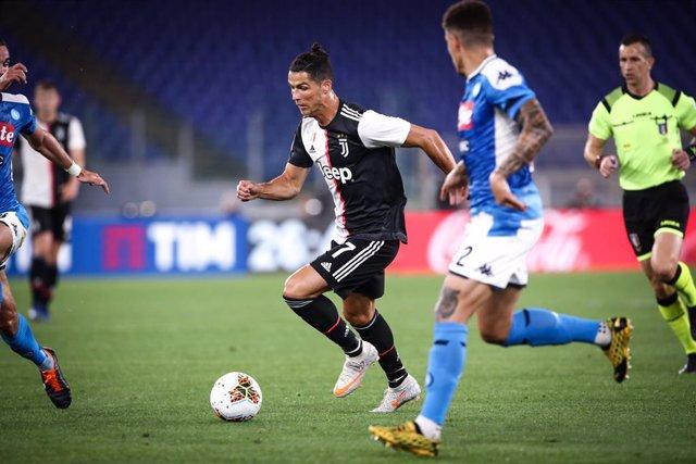 """Fútbol.- La Serie A confirma que el resultado del Juventus-Nápoles está """"sub júd"""
