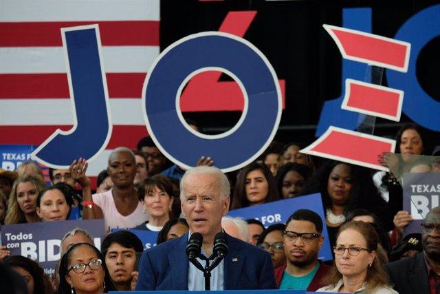 EEUU.- Biden apuesta por no celebrar el segundo debate electoral si Trump contin
