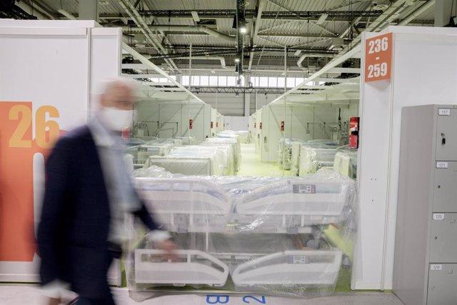 Coronavirus.- Alemania eleva el balance de coronavirus con más de 2.800 casos nu