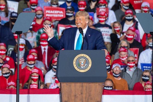 VÍDEO: EEUU.- Trump autoriza desclasificación de documentos relacionados con la