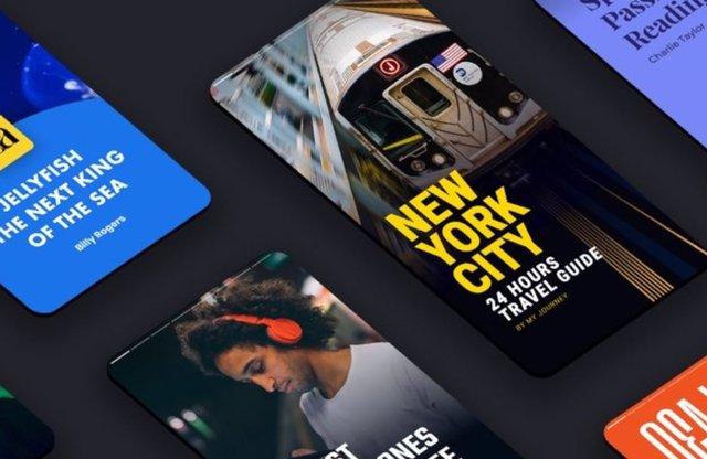 Google añade 'stories' en la sección Discover de su aplicación para iOS y Androi