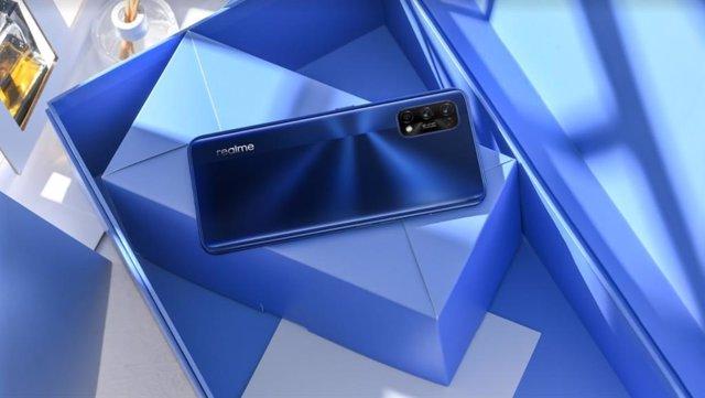 Realme 7 Pro, con carga rápida de 65W y cámara cuádruple de 64MP, anuncia su lle