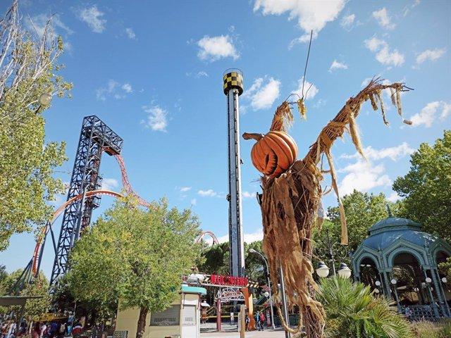 El Parque de Atracciones estrena este sábado 3 de octubre su temporada de Halloween