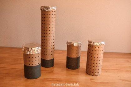 Linterna de constelaciones: actividades educativas para niños