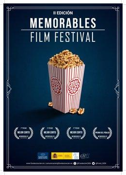 II edición del Memorables Film Festival de cortos sobre el Alzheimer.