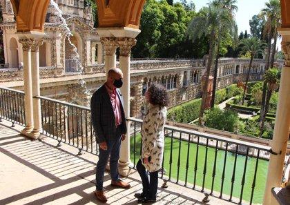 Ruta guiada y gratis en el Alcázar de Sevilla por los escenarios de cine y series de televisión en el monumento