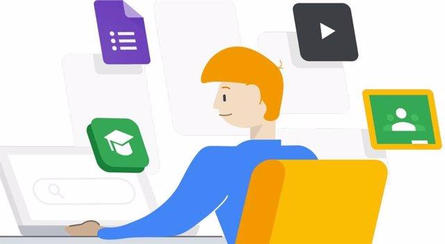 Google añade nuevas herramientas en Meet y Classroom para apoyar la enseñanza de