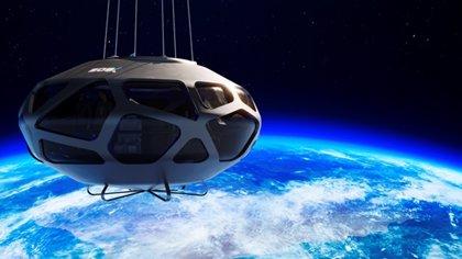 Nace EOS-X Space, compañía española de turismo espacial que pretende llevar al espacio a 10.000 personas esta década