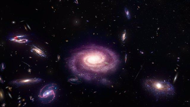 Indagar en los metales pesados para comprender la formación estelar