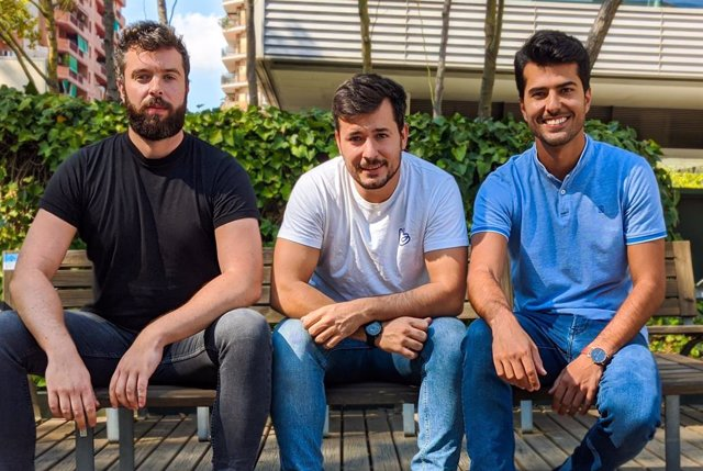 Equipo de la startup Picker