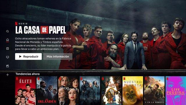 Netflix muestra los estrenos de los próximos doce meses